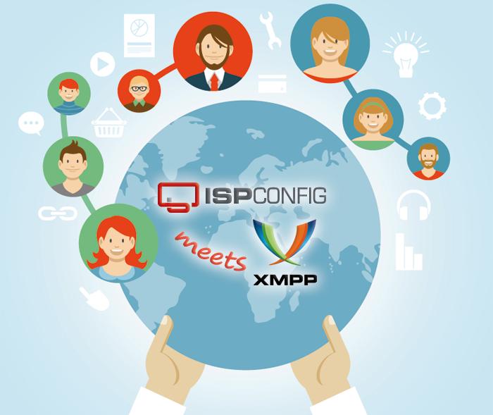 XMPP mit ISPConfig