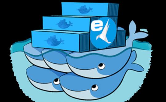 ecoDMS mit Docker Swarm